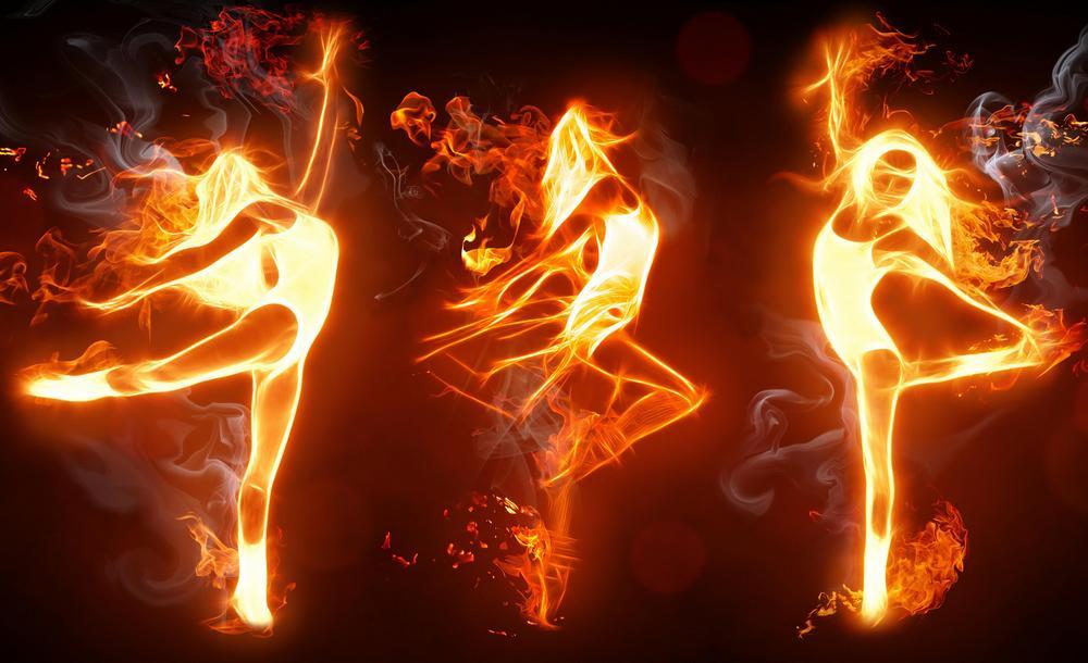 Entfache Das Feuer In Mir, Jetzt